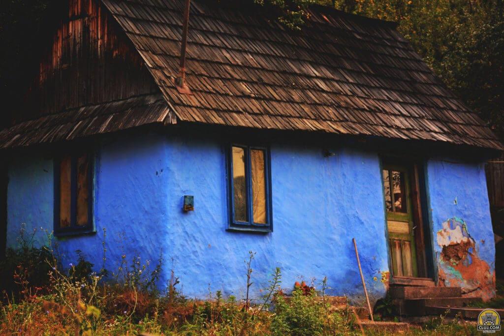 Casuta albastra - Moara de Padure - ClujCom