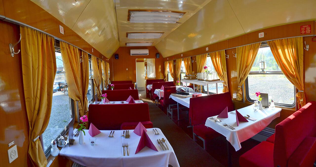 Mocanita - Valea Vaserului - hotel-restaurant