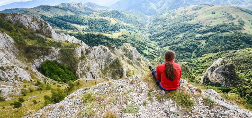 Belvedere de pe Scarita - Belioara - Amazing Romania