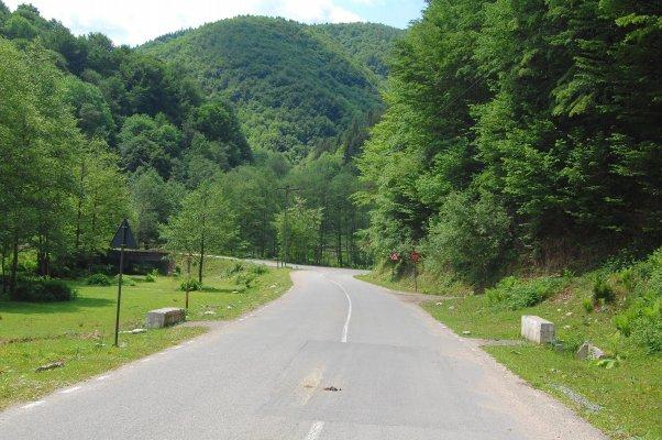 22mn img 01cr - drumul marcat de pe valea gradistei
